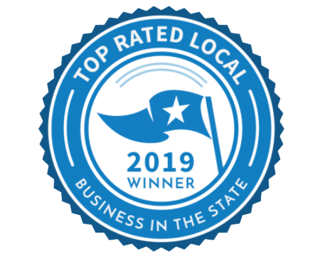 Seal from Top Rated Local Winner 2019